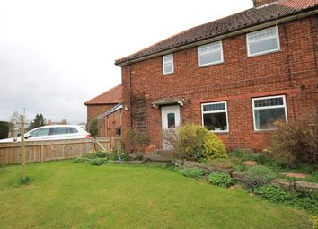 Thumbnail 3 bed semi-detached house for sale in The Crescent, Northallerton