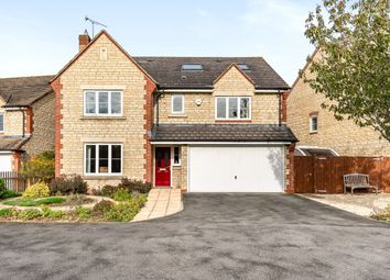 Thumbnail 6 bed detached house for sale in Farm Piece, Stanford In The Vale, Oxfordshire
