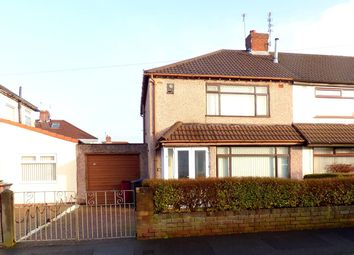 Thumbnail 2 bed semi-detached house for sale in Laurel Grove, Huyton, Liverpool
