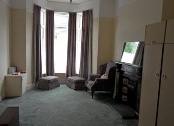 Thumbnail 1 bed flat to rent in Flat 1, Bryn Y Mor Crescent, Uplands, Swansea.