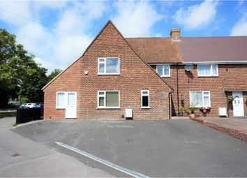 Thumbnail 4 bed end terrace house for sale in Nightingale Avenue, Eastleigh