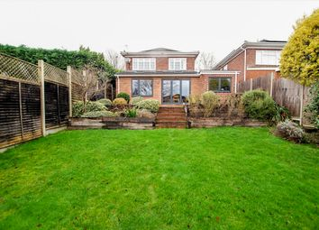 Campion Way, Hartley Wintney, Hook RG27. 4 bed detached house