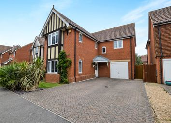 Thumbnail 4 bed detached house for sale in Forum Way, Kingsnorth, Ashford
