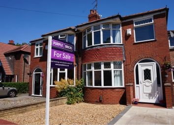 Thumbnail 5 bed semi-detached house for sale in Marford Crescent, Sale