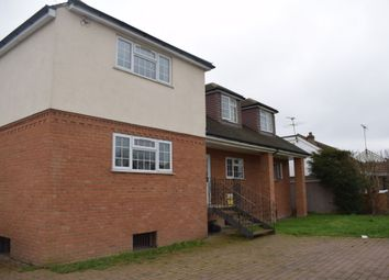 Thumbnail 8 bed detached house to rent in Wharf Road, Wraysbury