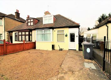 Thumbnail 2 bed semi-detached bungalow for sale in Avenue Industrial Estate, Justin Road, London