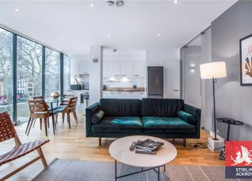 Hoxton Square, London N1. 2 bed flat for sale