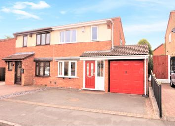 Thumbnail 3 bed semi-detached house for sale in Club Row, Dudley