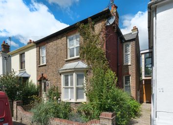 Thumbnail 2 bed semi-detached house for sale in Clifton Road, Whitstable