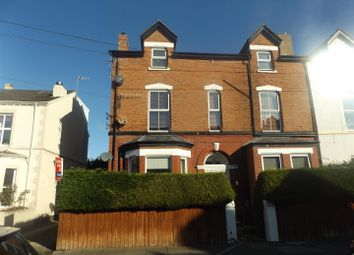 Thumbnail 2 bed flat for sale in Church Road, West Kirby, Wirral