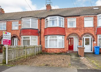 3 bed terraced house for sale in Strathcona Avenue, Hull HU5