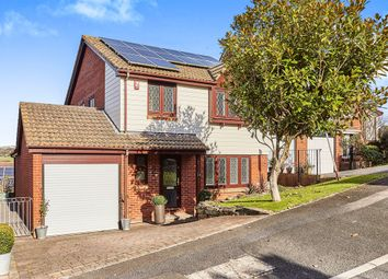 Thumbnail 4 bedroom detached house for sale in Almond Drive, Plympton, Plymouth
