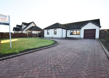 Thumbnail 4 bed detached bungalow for sale in Kinclaven Road, Murthly, Perth