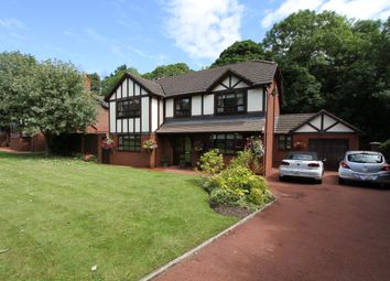 Thumbnail 5 bed detached house to rent in Brookhurst Avenue, Eastham, Wirral