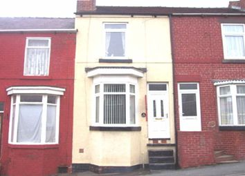 Thumbnail 2 bed terraced house for sale in Hampden Road, Mexborough