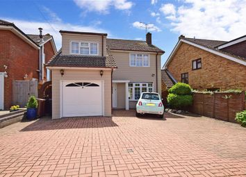 Thumbnail 4 bed detached house for sale in Rettendon Common, Chelmsford, Essex