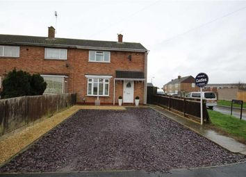 Thumbnail 2 bed end terrace house for sale in Lyndhurst Crescent, Swindon