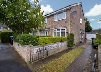 Thumbnail 2 bed end terrace house to rent in Windle Avenue, Haworth Park, Hull
