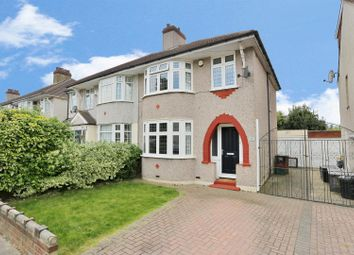 Thumbnail 3 bed semi-detached house for sale in Cranbrook Road, Bexleyheath
