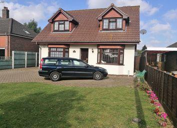 Thumbnail 4 bedroom detached house for sale in Main Road, Martlesham, Woodbridge