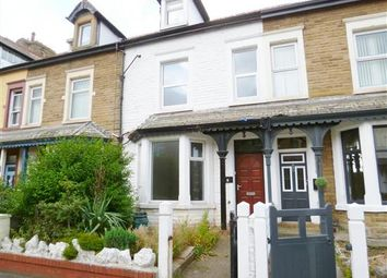 Thumbnail 1 bed flat to rent in Fairfield Road, Heysham, Morecambe