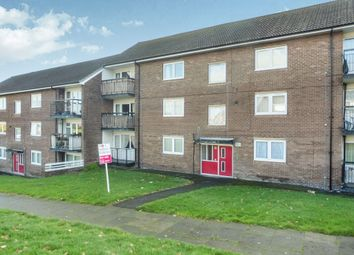 Thumbnail 2 bed flat for sale in Roughwood Road, Greasbrough, Rotherham