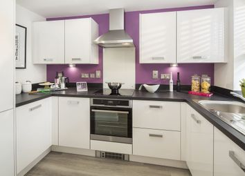 "Thumbnail 2 bed end terrace house for sale in ""Tiverton"" at Tregwilym Road, Rogerstone, Newport"