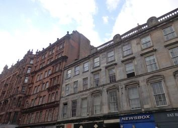 Thumbnail 2 bed flat to rent in Queen Street, Glasgow