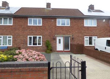 Thumbnail 3 bed terraced house for sale in Dene View Drive, Blyth