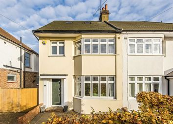 Thumbnail 4 bed semi-detached house for sale in Heatham Park, Twickenham