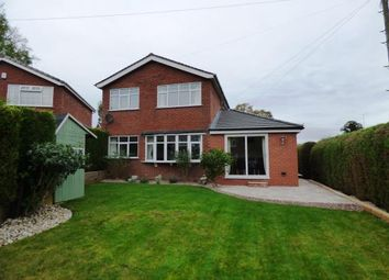 Thumbnail 4 bedroom detached house for sale in Camborne Avenue, Macclesfield, Cheshire
