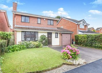 Thumbnail 4 bed detached house for sale in Hawksmoor Drive, Perton, Wolverhampton