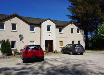 Thumbnail 2 bed flat for sale in Station Mews, Aberlour