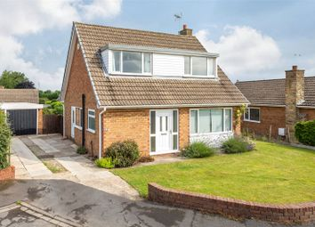 Thumbnail 3 bed detached house for sale in Saxon Close, Thorpe Willoughby, Selby