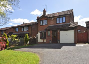 Thumbnail 4 bed detached house for sale in Foxlydiate Lane, Webheath, Redditch