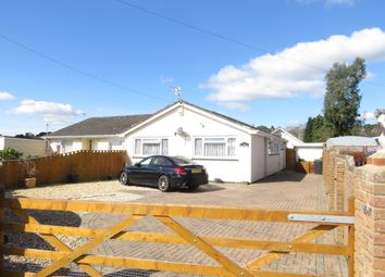 Thumbnail 3 bed semi-detached bungalow for sale in Dugdell Close, Ferndown