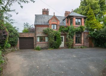 Thumbnail 4 bed detached house for sale in Lisson Grove, Hale, Altrincham