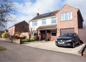Thumbnail 4 bedroom detached house for sale in Parkfield Road, Taunton