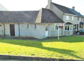 Thumbnail 1 bed semi-detached bungalow for sale in Keswick Road, Lancaster
