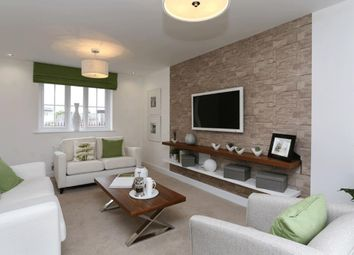 "Thumbnail 4 bed detached house for sale in ""Knightsbridge"" at Pedersen Way, Northstowe, Cambridge"