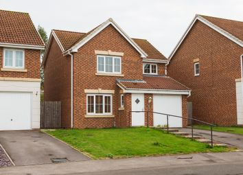 Thumbnail 3 bed detached house for sale in Chestnut Drive, Darlington