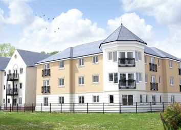 Thumbnail 2 bedroom flat for sale in Bury Road, Stowmarket
