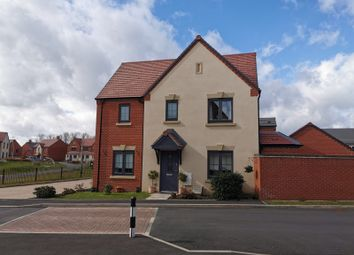 Thumbnail 3 bed detached house for sale in Pentland Crown Place, Bishops Tachbrook
