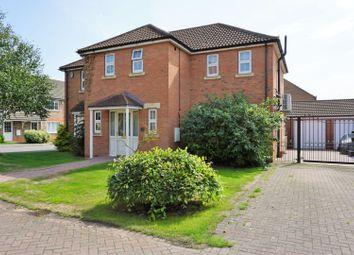 Thumbnail 4 bed detached house for sale in Bradman Close, Faldingworth