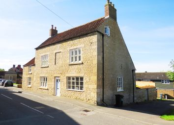 Thumbnail 4 bed cottage for sale in High Street, Colsterworth, Grantham
