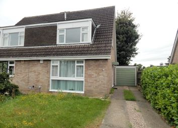 Thumbnail 3 bed semi-detached house to rent in Tower Close, Marcham, Abingdon