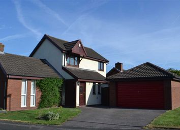 Thumbnail 4 bed detached house to rent in Carrington Close, Birchwood, Warrington