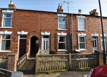 Thumbnail 2 bed terraced house for sale in Mount Pleasant, Louth