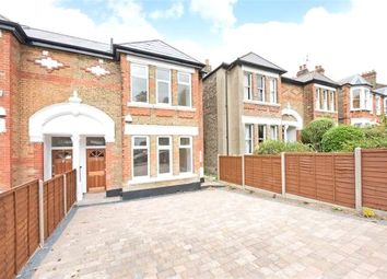 5 bed semi-detached house for sale in Duncombe Hill, Honor Oak, London SE23