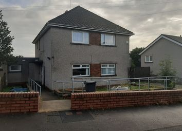 Thumbnail 2 bed flat for sale in Tregellis Road, Skewen, Neath
